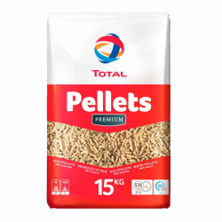 Sac de pellets Total Prenium